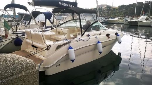 2012 Sea Ray 255 Sundancer