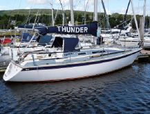1986 Westerly Storm 33