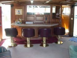 Photo of 72' Burger Flybridge Cruiser