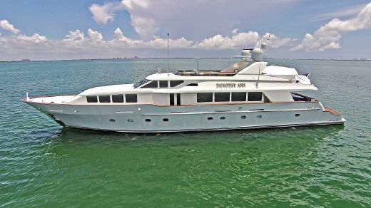 2001 Trinity Raised Pilothouse Cockpit Motoryacht