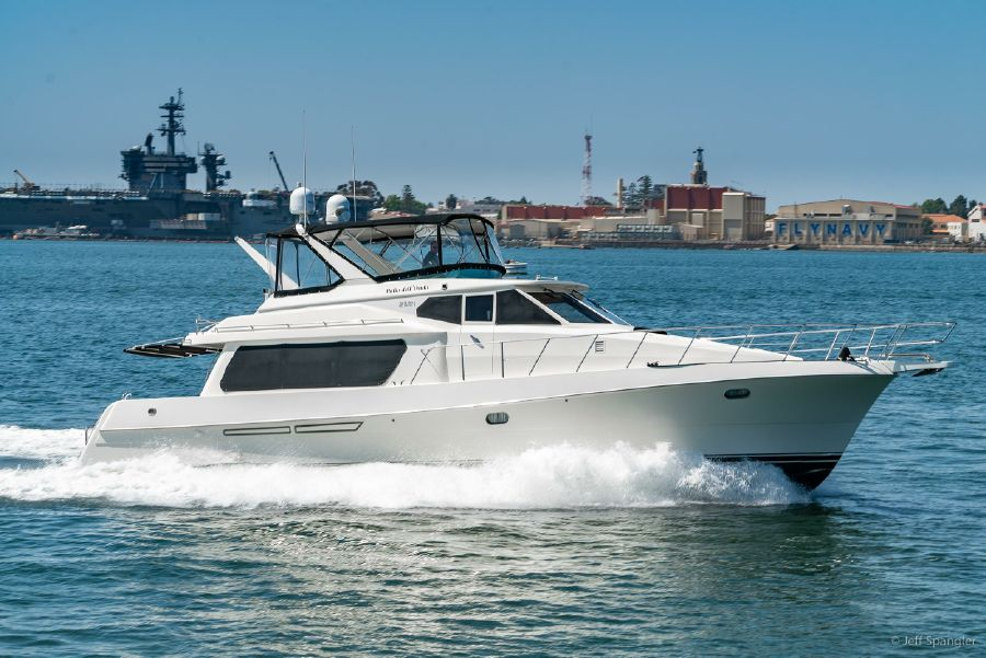 Mckinna 57 Pilothouse Yacht for sale in San Diego