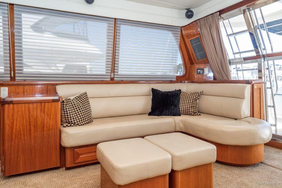 Mckinna 57 Pilothouse Salon Sofa