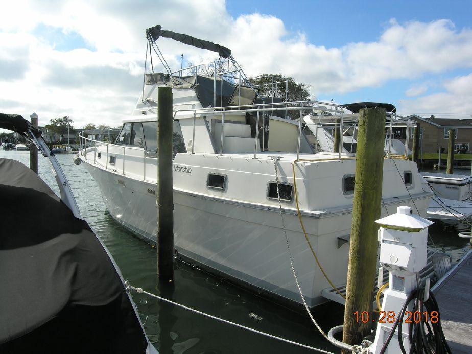 1986 mainship 36 double cabin