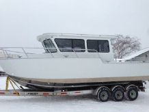 2013 Stanley Boats 28 Coastal Cruiser