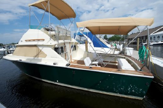 1973 Bertram 28 Flybridge CRUISER
