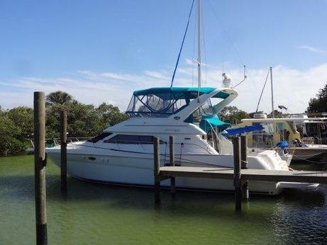 2001 Sea Ray 450 Express Bridge