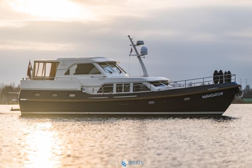 2013 Linssen Grand Sturdy 500 AC Wheelhouse