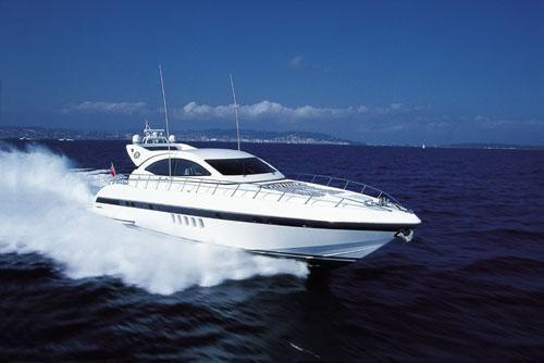 2009 Overmarine Mangusta 72