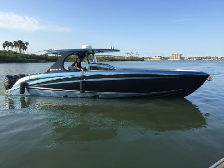 2018 Mystic Powerboats M4200