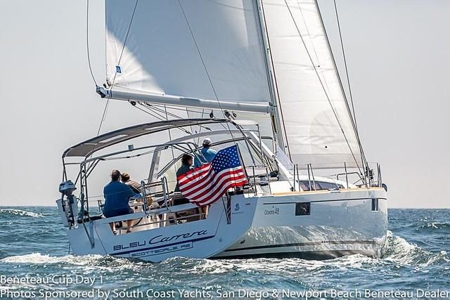 2016 Beneteau Oceanis 48 Sail Boat For Sale Www Yachtworld Com