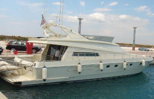 1993 Ferretti 58S