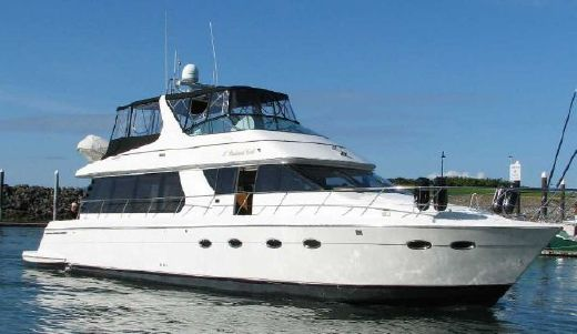 2002 Carver Voyager Pilothouse 570