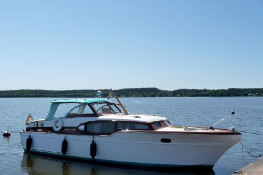 1955 Chris Craft Commander 33