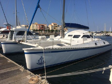 1996 Outremer 38