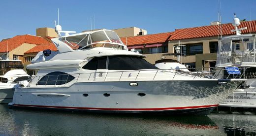 2003 Meridian 540 Pilothouse