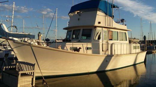1977 Thompson 44 Trawler