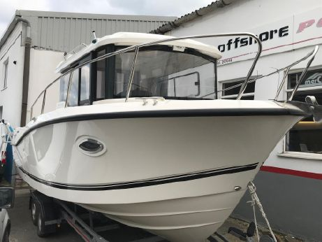 2017 Quicksilver Captur 755 Pilothouse