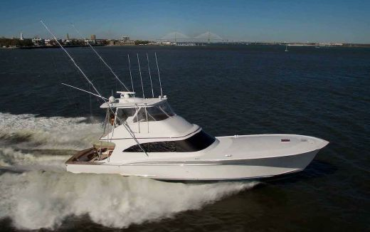 2008 Winter Custom Yachts Custom Convertible