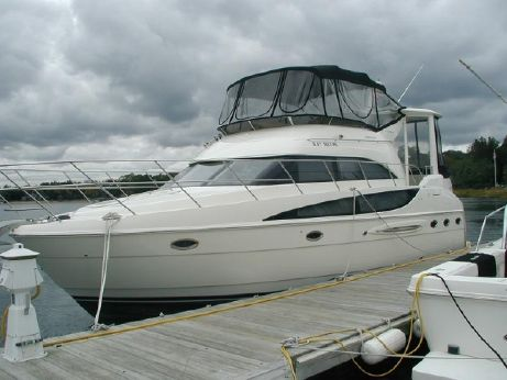 2004 Meridian 408 MY B0115 THIS BOAT I MINT