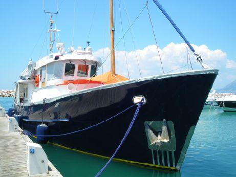 2000 De Vries Cammenga Trawler 61
