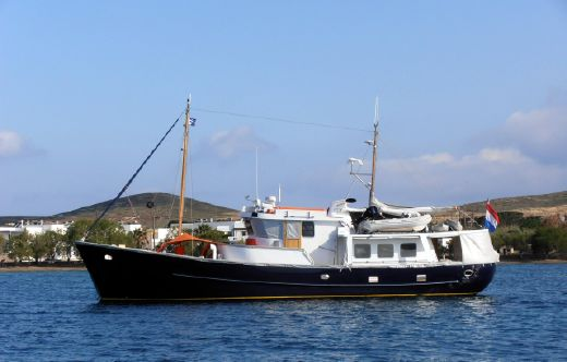 1968 Cammenga DE VRIES  Trawler