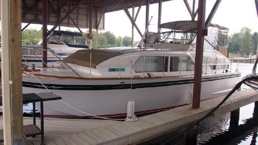1970 Chris Craft 38 Constellation