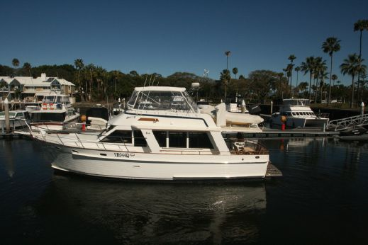1996 Island Gypsy 44' Flybridge Cruiser