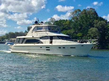 2012 Hampton 680 Pilothouse