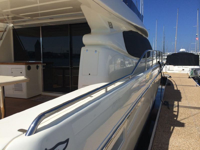 Ferretti Yachts 630 for sale