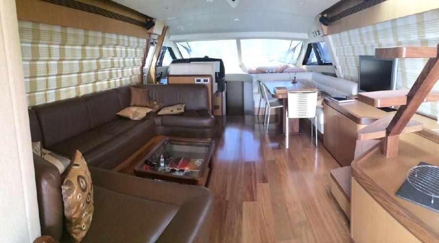 Ferretti Yachts 630 yacht for sale in Marina Del Rey