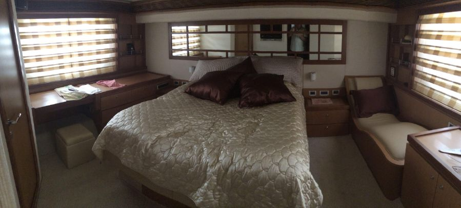 Ferretti Yachts 630 for sale in Marina Del Rey