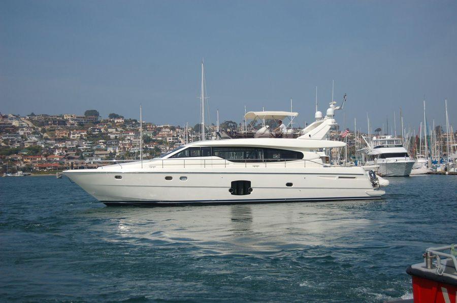 Ferretti Yachts 630 Yacht for sale