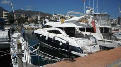 2002 Sunseeker Manhattan 56