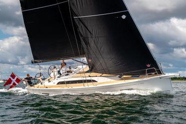2020 X-Yachts x4.0