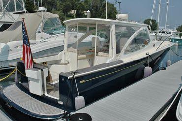 2006 Mjm Yachts 34z Express Hardtop