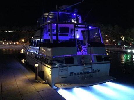 1989 Silverton 46 Motor Yacht