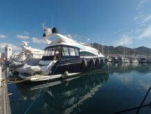 2010 Sunseeker Manhattan 70