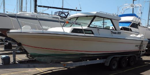 1990 Sportcraft 270 Fisherman