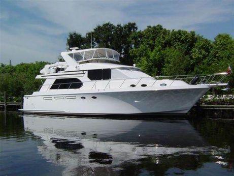 2002 Ocean Alexander 548