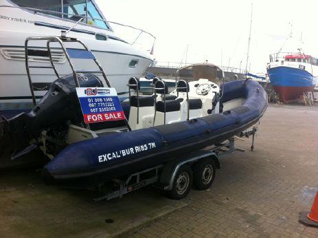 2005 Excalibur 7m Offshore