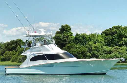 2016 Winter Custom Yachts Sportfish