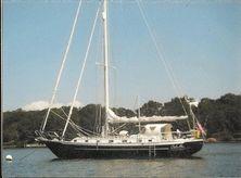 1993 Pacific Seacraft Crealock Cutter