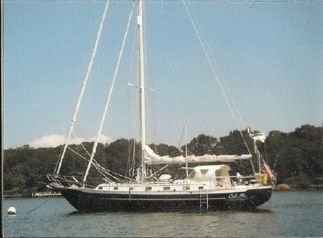 1993 Pacific Seacraft Crealock Cutter