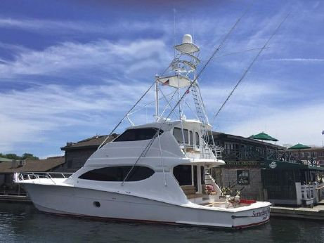 2011 Hatteras Sport Fish Convertible