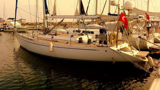 1983 Arduman - Istanbul Arduman 46 Custom Design