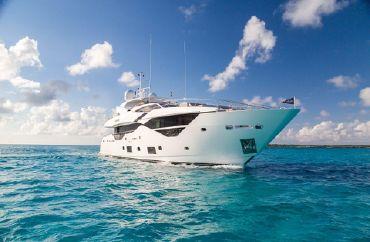 2020 Sunseeker 116 Yacht