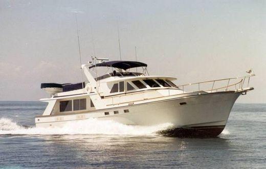 1987 Tollycraft 61Pilothouse Motor Yacht