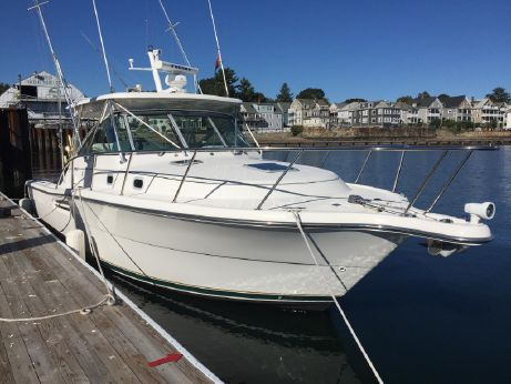 2001 Pursuit 3400 Offshore