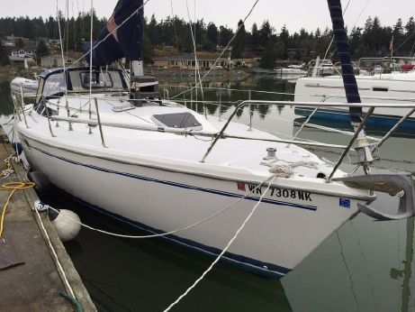 2002 Catalina 36 MkII Mark 2 Sloop