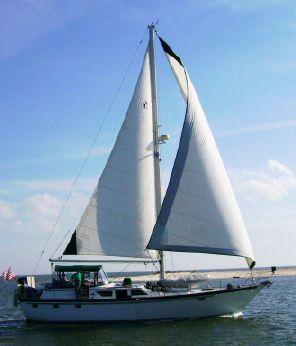 1984 Gulfstar Sailmaster 50